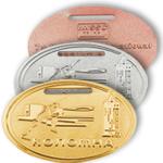 Эксклюзивные медали и знаки