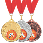 Комплекты медалей