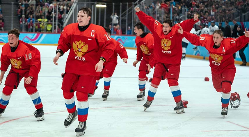 unstoppable russia shut out usa to win men s ice hockey gold bannerWidth